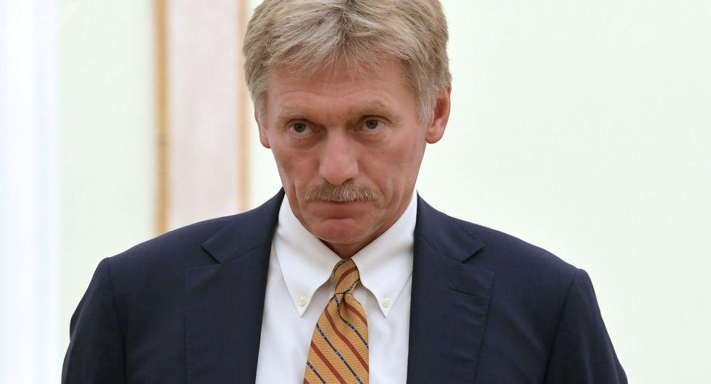 Wiceszef administracji prezydenta Rosji, rzecznik prasowy prezydenta Rosji Dmitrij Pieskow