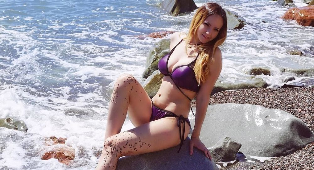 Krymska blogerka Alona Bordowska