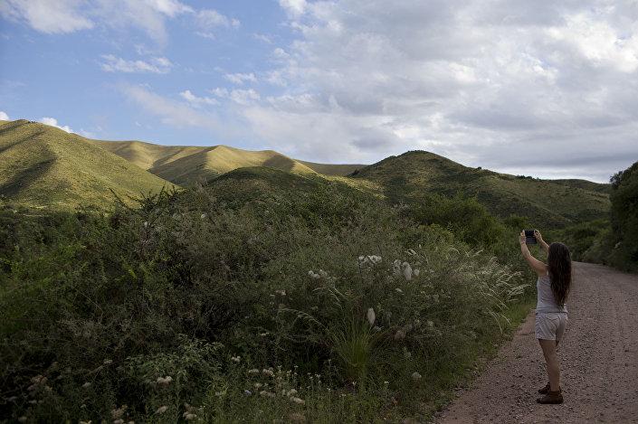 Wzgórze Uritorco, Argentyna