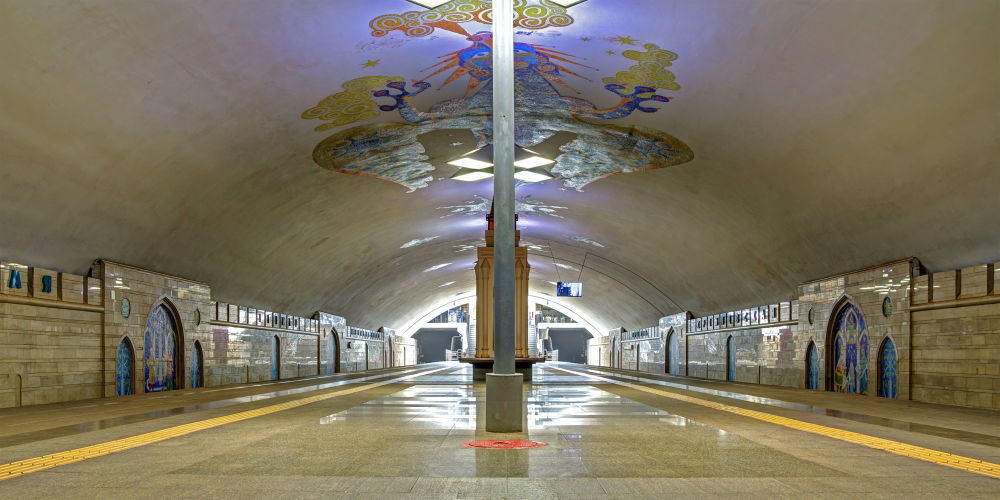 Stacja metro w Kazaniu