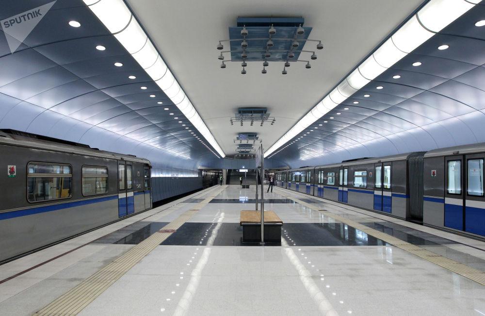 Stacja metra  w Kazaniu
