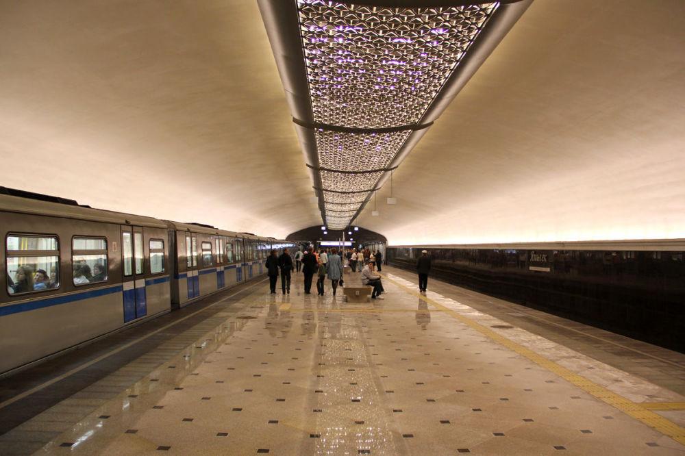Stacja metra Jaszlek w Kazaniu