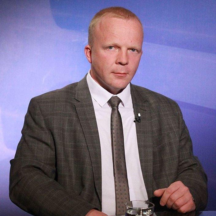 "Dyrektor generalny ""Barlinek Rus Trade Dmitrij Gurow"