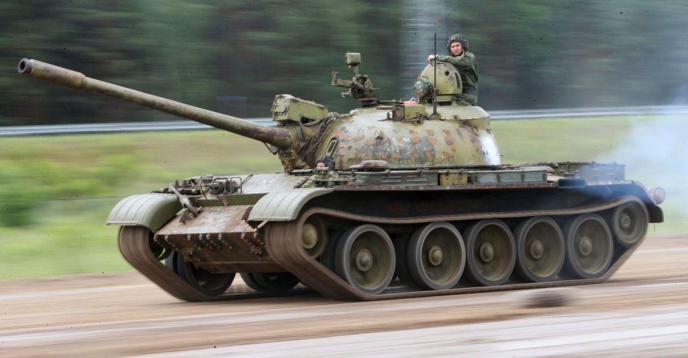 Czołg T-55