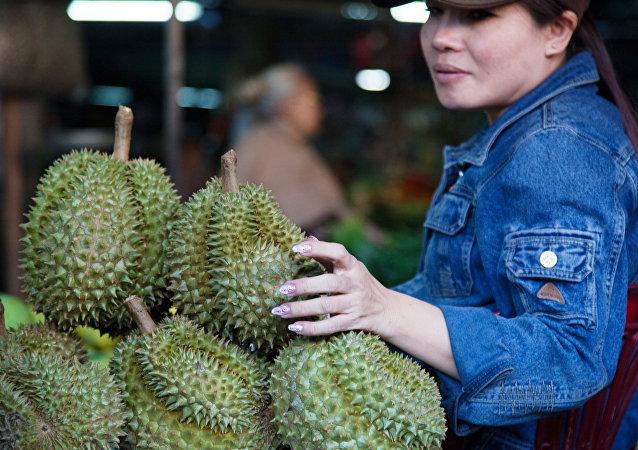 Owoc tropikalny durian