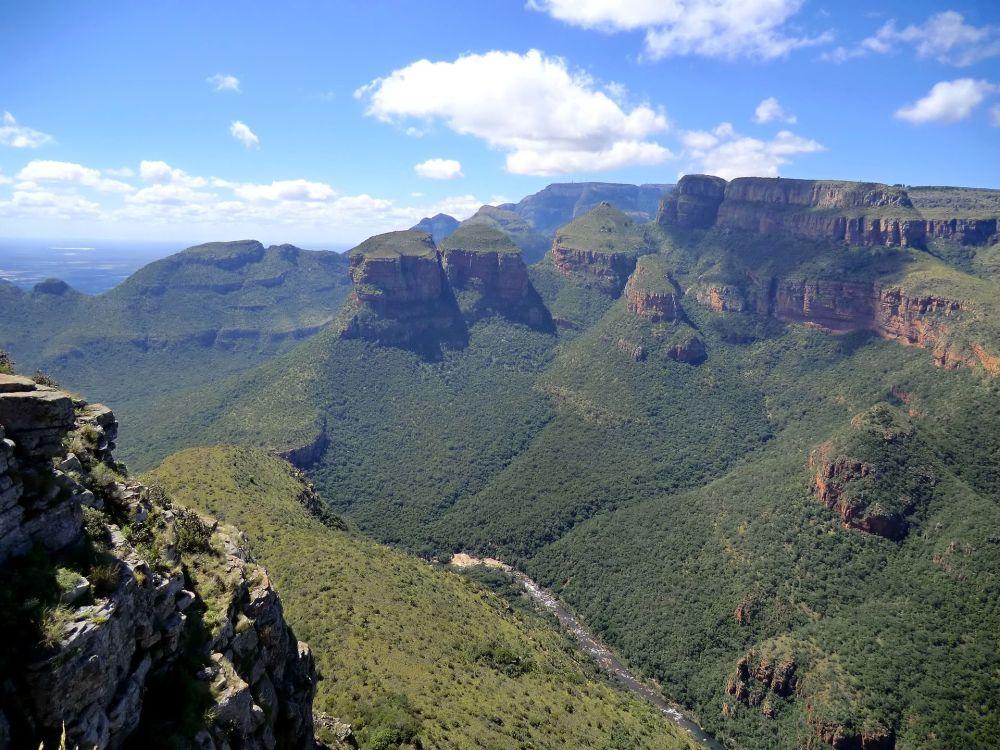 Kanion rzeki Blyde, RPA