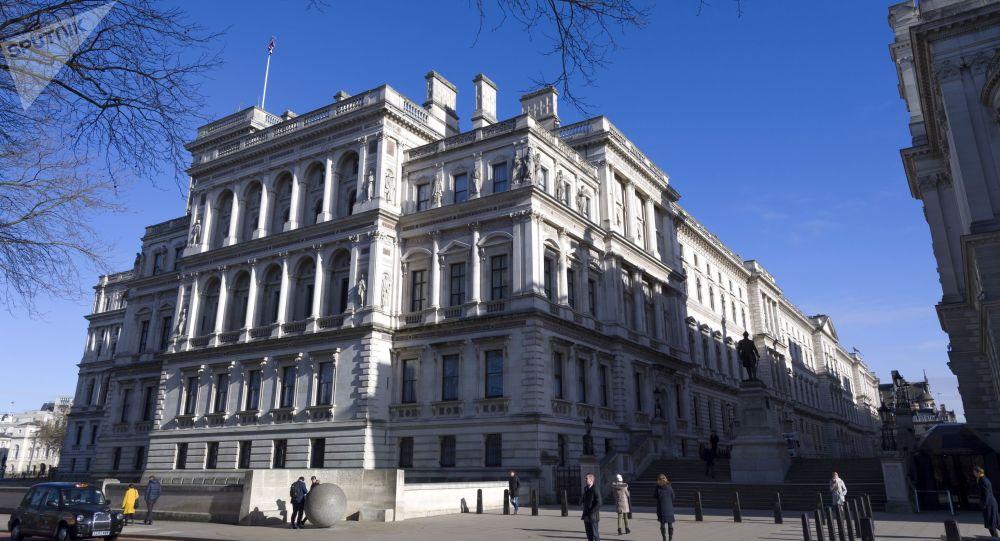 Gmach Biuro Spraw Zagranicznych oraz Wspólnoty w Londynie