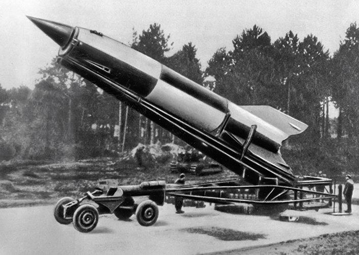Niemiecki pocisk balistyczny V-2