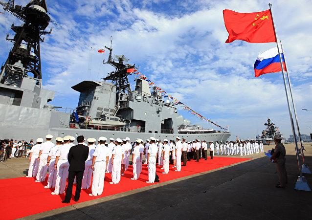 Współpraca chińsko-rosyjska