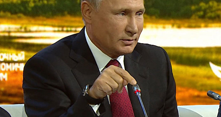 Putin o podejrzanych w sprawie Skripalów