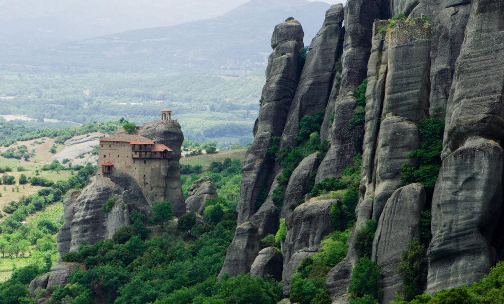 Klasztor Świętego Mikołaja Odpoczywającego, Grecja