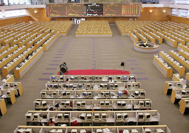 Szanghajska Giełda Papierów Wartościowych