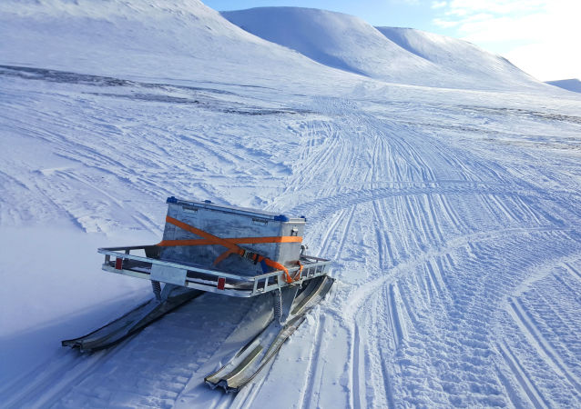 Skrzynka awaryjna, Spitsbergen