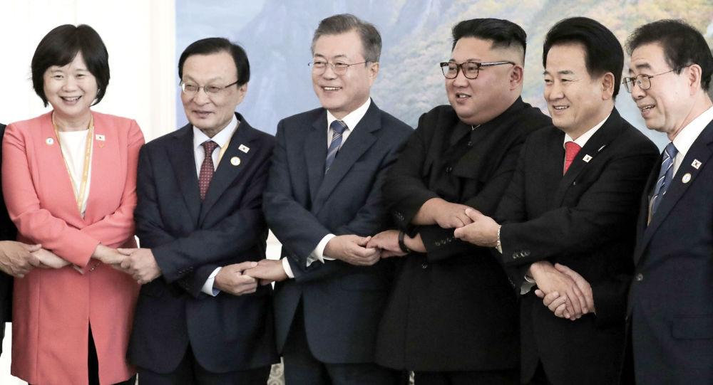 Szczyt koreański w Pjongjangu