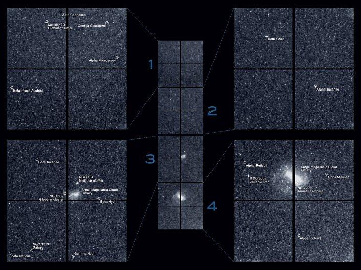 Pierwsze oficjalne zdjęcie w ramach projektu poszukiwania egzoplanet