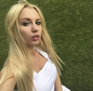 Modelka Anna Szapiro