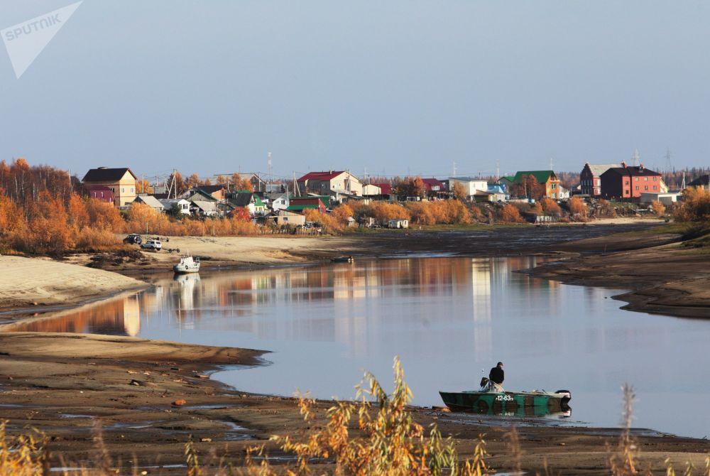 Rzeka Połuj