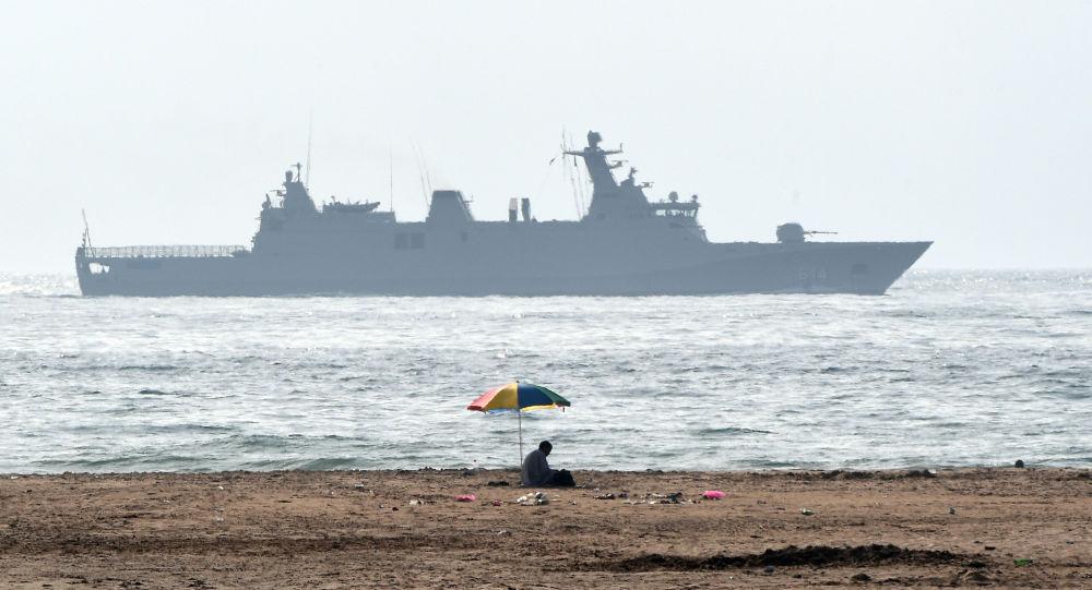Okręt patrolowy marynarki wojennej Maroka