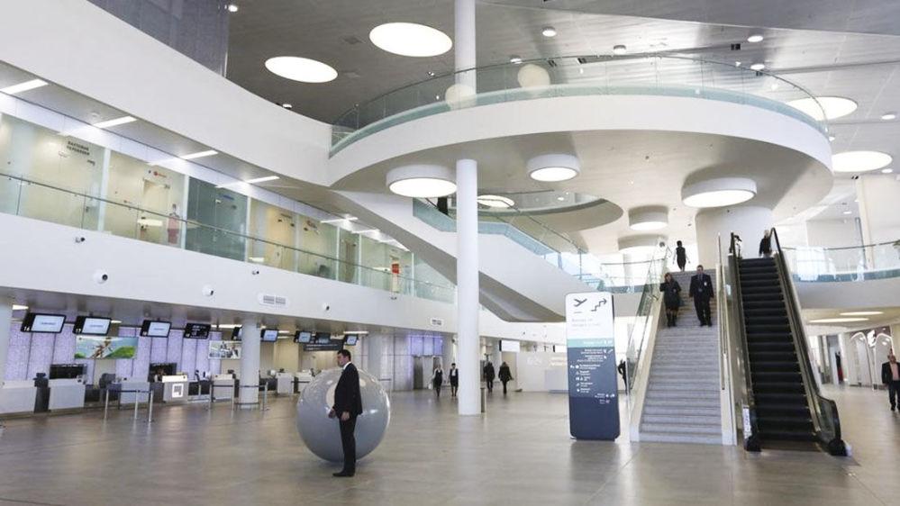 Lotnisko Kurumocz w Samarze