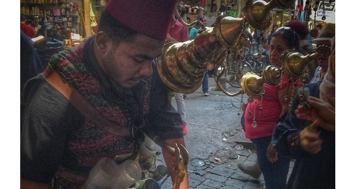 Suk, czyli targ w Damaszku