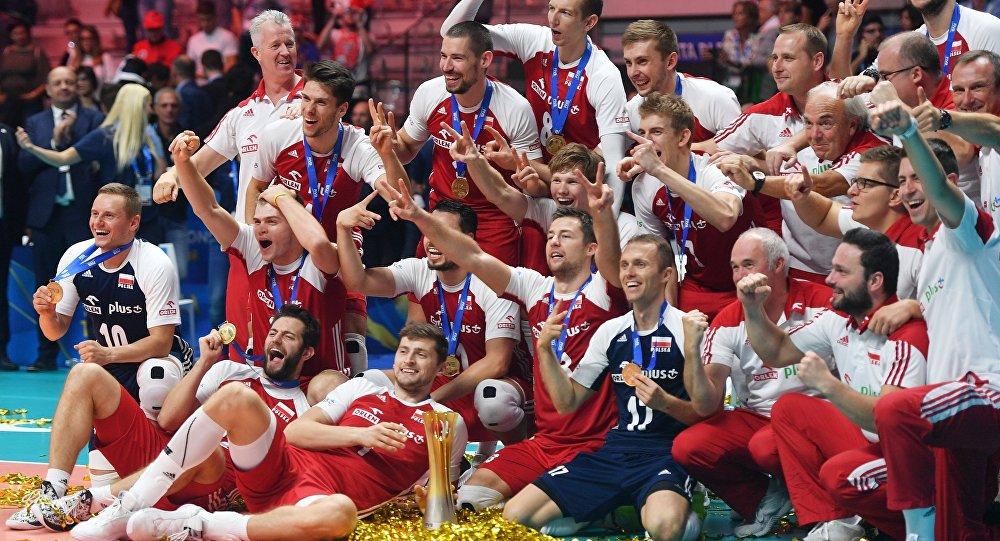 Polacy mistrzami świata w siatkówce, Turyn 2018