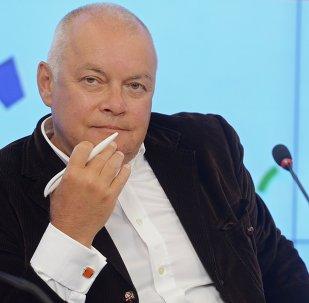 Dmitrij Kisielow: Dżez jest poza polityką…