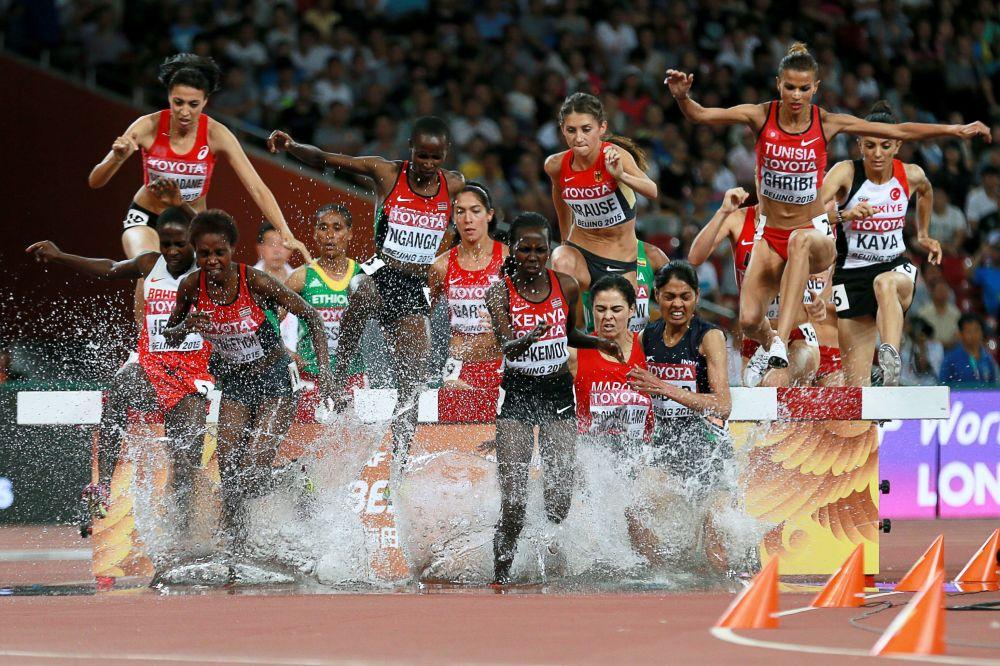 Mistrzostwa świata w lekkoatletyce - 2015, Pekin