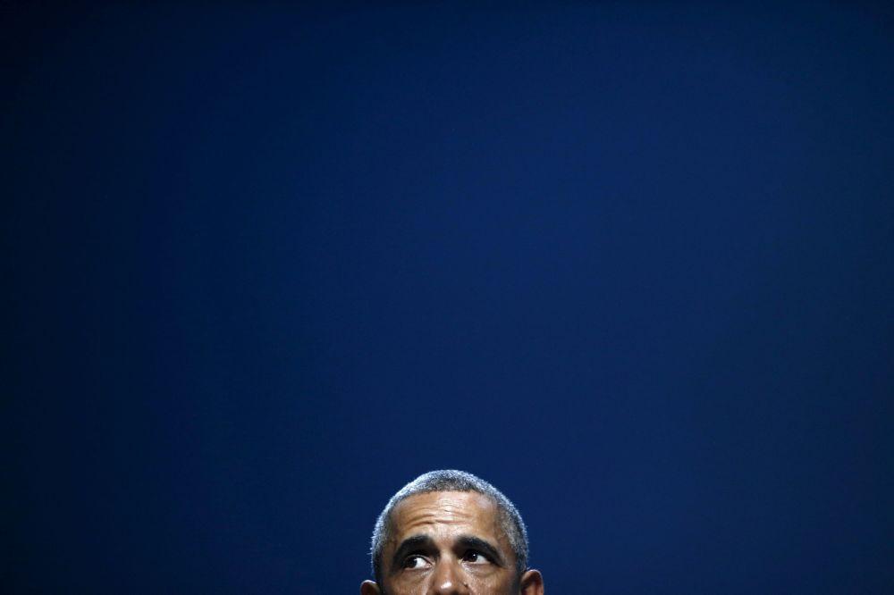 Prezydent USA Barack Obama ba forum w Las Vegasie