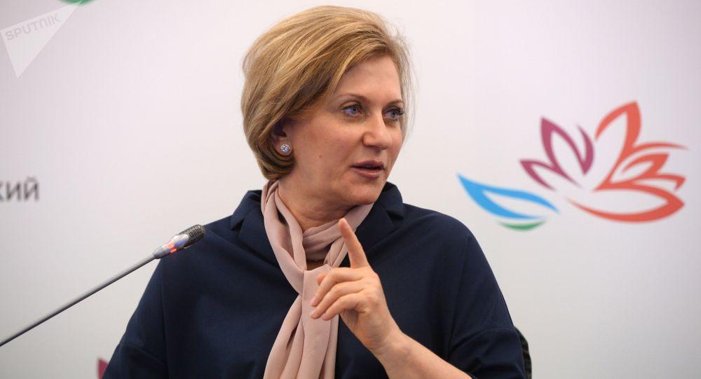 Szefowa Urzędu do spraw Nadzoru w zakresie Ochrony Praw Konsumentów i Dobrobytu Ludności Anna Popowa