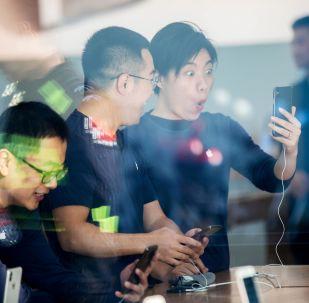 Sklep elektroniczny w Chinach