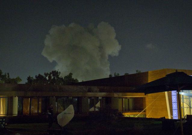 Bombardowanie Libii przez NATO (Trypolis)