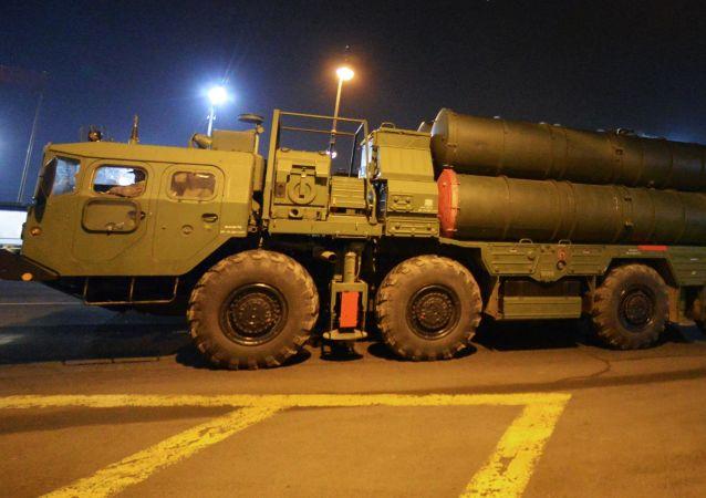 System przeciwlotniczy S-400 we Władywostoku