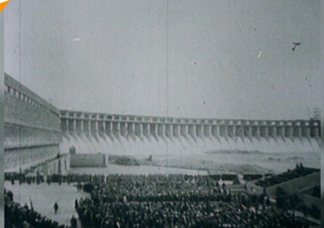 Dnieprzańska Elektrownia Wodna