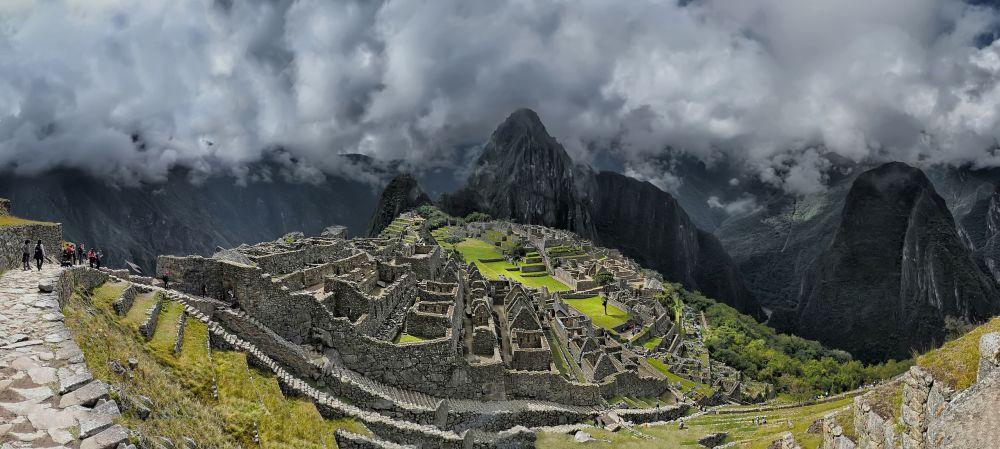 Huayna Picchu - szczyt w południowym Peru