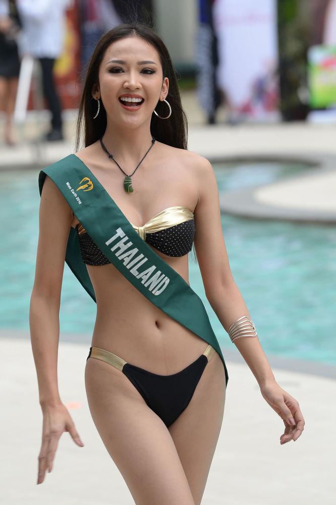 Uczestniczka konkursu Miss Earth 2018