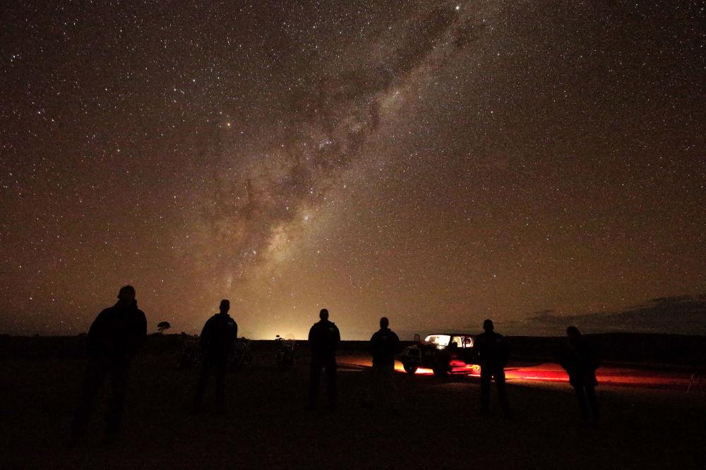 Droga Mleczna, Australia