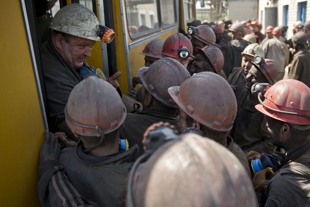 Górnicy Doniecka
