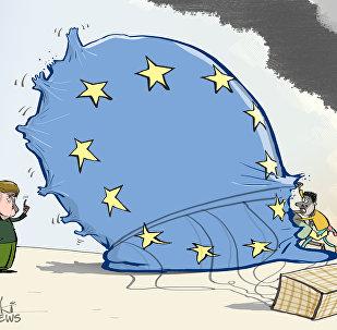 Migranci w UE