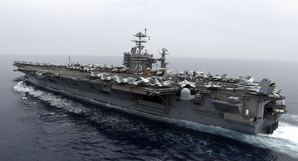 Lotniskowiec USS Harry S. Truman