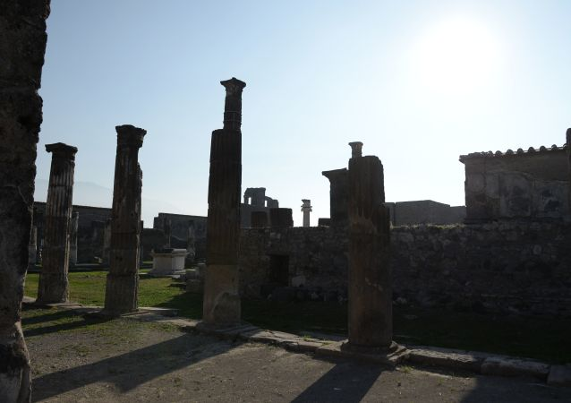 Muzeum Pompeje