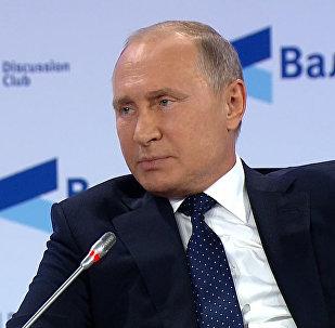 Putin o ataku nuklearnym