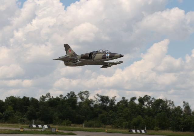 Samolot szkoleniowy Ł-39 Albatros