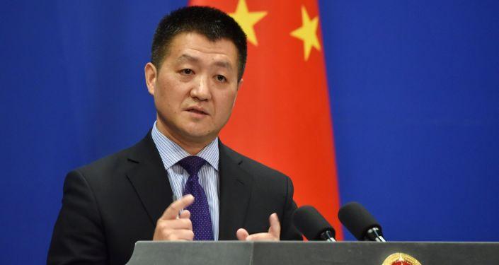 Rzecznik MSZ Chin Lu Kang