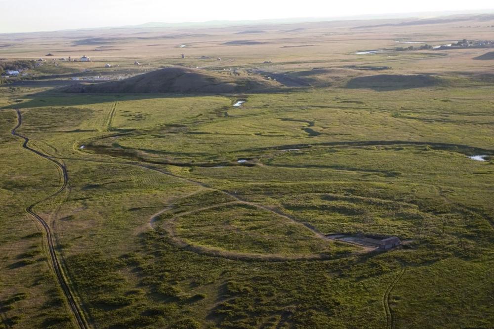 Arkaim – tak zwany uralski Stonehenge