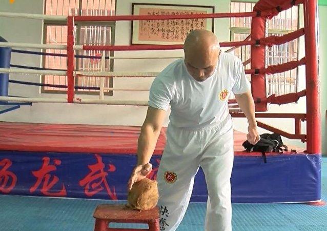 Mistrz kung fu