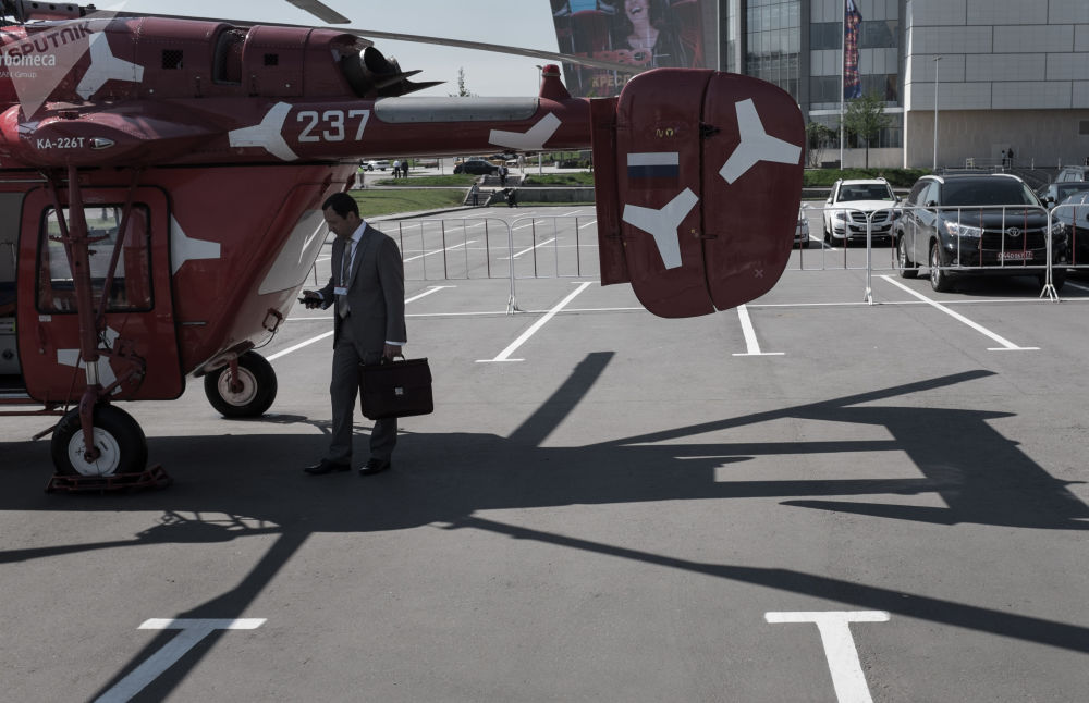 Ka-226 – rosyjski śmigłowiec wielozadaniowy