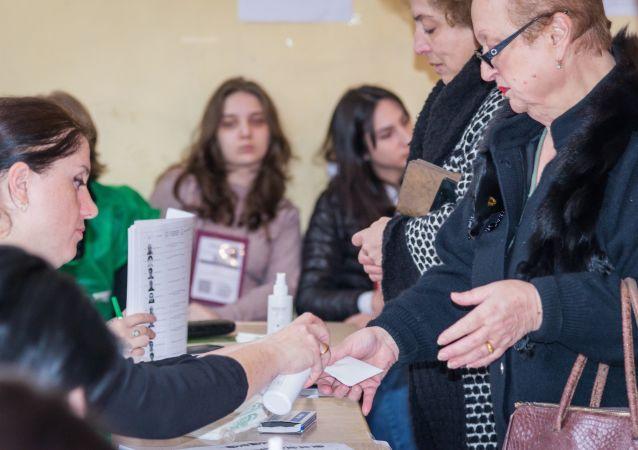 Wybory prezydenckie w Gruzji