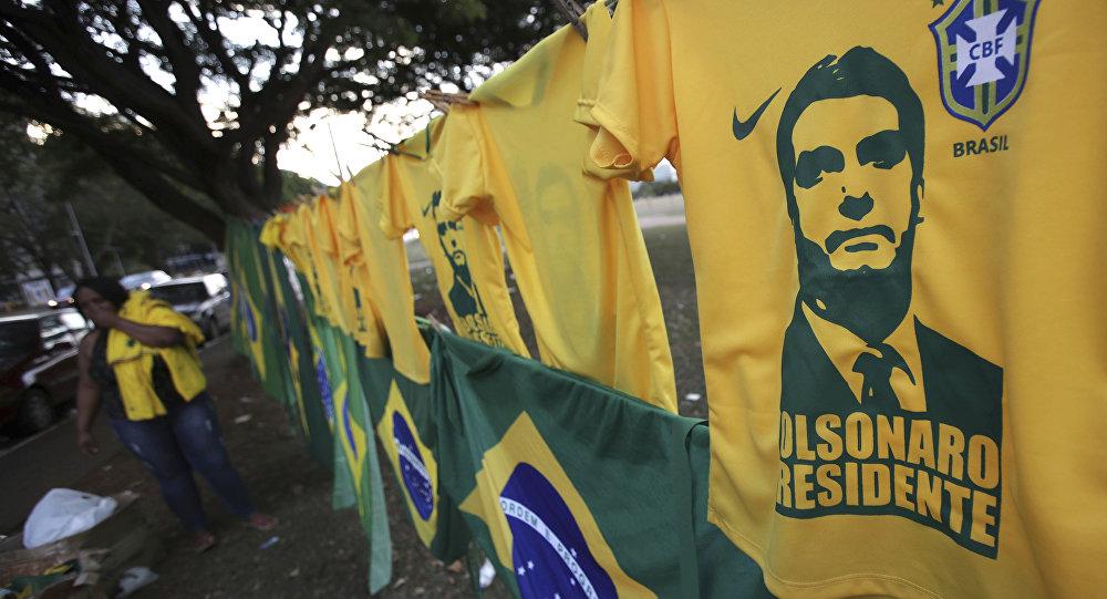 Zwolennicy Bolsonaro