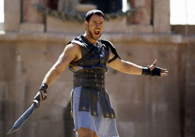 Kadr z filmu Gladiator