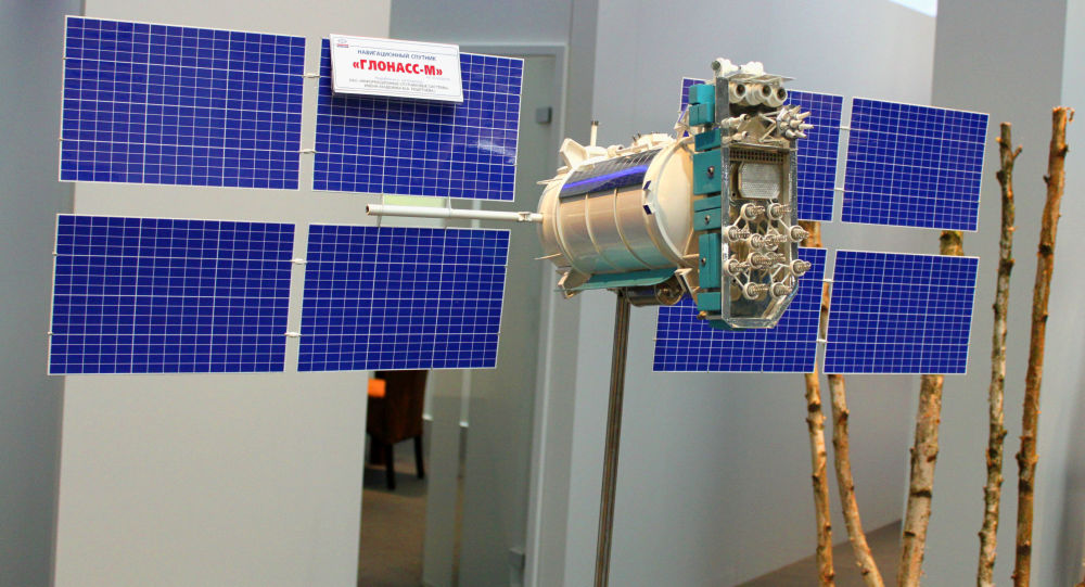 Model systemu GLONASS